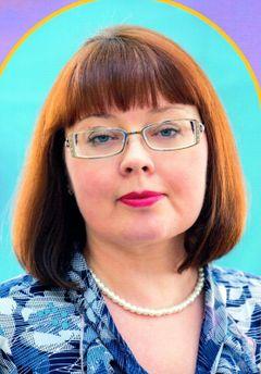 Каткова Лариса Алексеевна