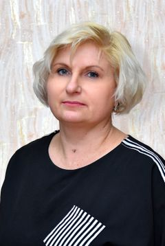 Семёнова Ольга Дмитриевна