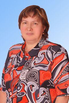 Сидорова Галина Васильевна