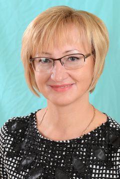 Баканова Светлана Ивановна