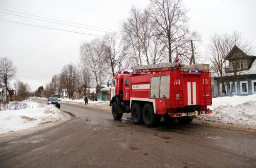 О пожарной безопасности в зимний период