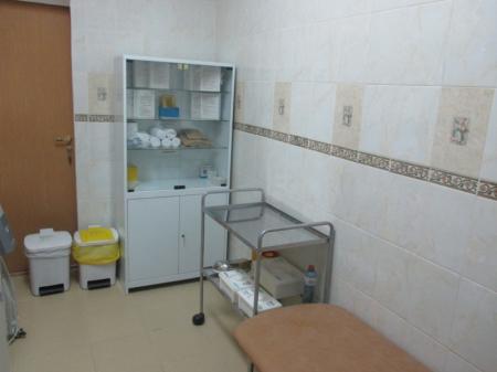 Процедурный (прививочный) кабинет