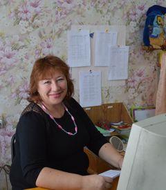 Синюшкина Елена Андрияновна