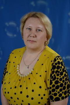Рещикова Наталья Вячеславовна