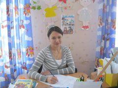 Бадмаева Светлана Александровна