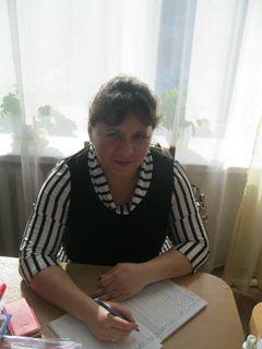 Бахманова Лариса Владимировна
