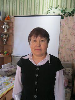 Бухольцева Валентина Афанасьевна