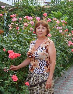 Франгони Зинаида Дмитриевна