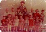 Первый набор детей в детский сад