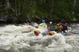 Сплав по реке Умба н акатамаранах.