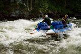 Сплав по реке Умба на катамаранах.