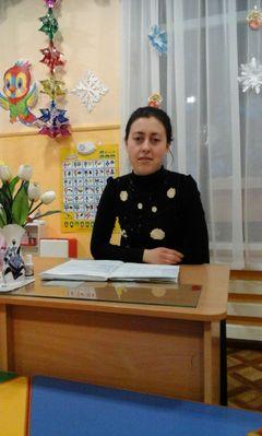 Мамутова Фатма Ремзиевна