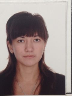Леонтьева Надежда Амангалиевна