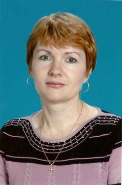 Репина Ирина Николаевна