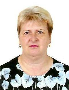 Пьянова Маргарита Николаевна