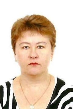 Беспарточная Людмила Петровна