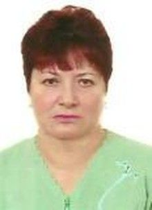 Скрыпникова Валентина Ивановна