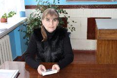 Пашенина Людмила Михайловна