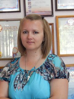 Медведева Ольга Николаевна