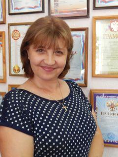 Матушкина Ирина Викторовна