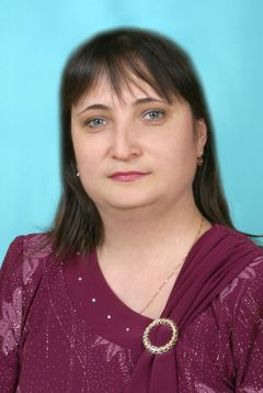 Харламова Ирина Константиновна