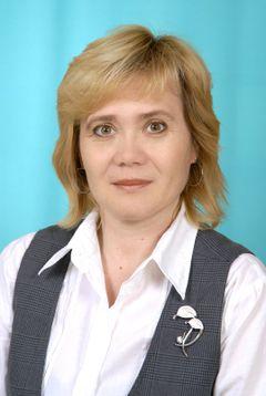 Репина Антонина Сергеевна