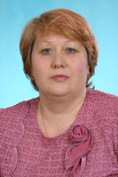 Стрюк Татьяна Васильевна