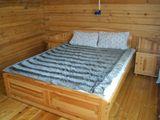 спальня в 6-и местном коттедже