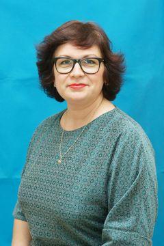 Крылова Лариса Николаевна