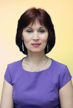 Ленюская Анжелина Меликовна