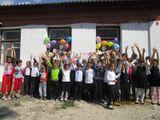 Дети и родители приняли активное участие в проведении мероприятия.