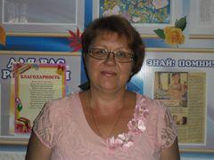 Суходолова Наталья Михайловна