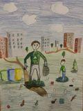 Специальный приз проекта: Хлямова Анастасия (5 класс, Петрозаводская детская школа искусств им. М.А. Балакирева)