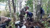 7-я волонтерская экспедиция на остров Кижи