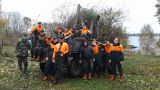 8-я волонтерская экспедиция на о. Кижи