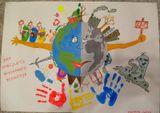 """3 место: Григорьев Денис, 2 """"А"""" класс, Лицей № 40 г. Петрозаводск (возрастная категория 1-3 класс)"""