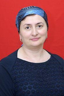Хамхоева Зинаида Алихановна