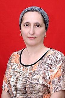 Олигова Ася Аслангиреевна