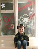 окна семьи Бабазаде Али