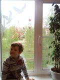 окна семьи Атаманова Миши