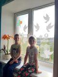 окно семьи Гилевых Ефима и Марии