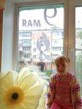 окна семьи Ивониной Софии