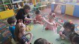 """Вторая младшая группа № 3 """"Ромашка"""" игровая ситуация """"Кукла Катя заболела"""""""