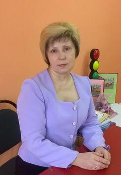 Иконникова Вера Алексеевна