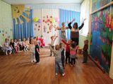 Танец карапузиков