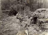 Жители деревни нашли пещеру Ионы. 1975-1980 гг.