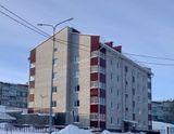 Строительство 22-квартирного жилого дома на ул. Сусанина, 17