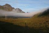 """Низкая облачность, видимость правда пока не ниже нуля, но и это не за горами%) Головинова Евгения. Норвегия, Лофотенские острова. Номинация """"Горы зовут""""."""