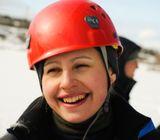 """Альпинистка моя, скалолазка моя! Тиккоева Надежда. Карелия. Номинация """"Люди на скалах и в горах"""""""