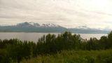 """Панорамка на въезде на Лофотены... Головинова Евгения. Норвегия, Лофотенские острова. Номинация """"Горы зовут"""""""